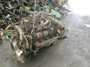 Двигатель на NISSAN RG8