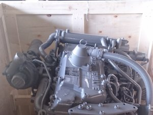 Двигатель на ISUZU 4HK1