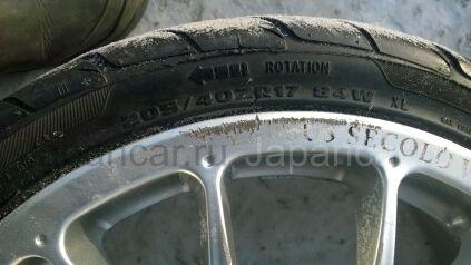 Летниe шины Bct S800 205/40 17 дюймов б/у в Челябинске