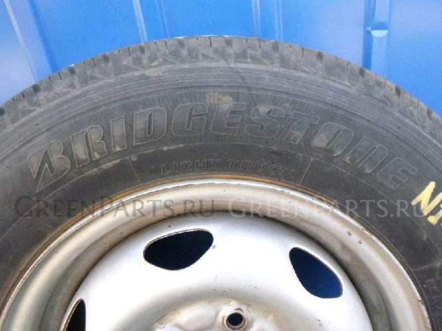 шины BRIDGESTONE DURAVIS R670 0/-R14LT летние