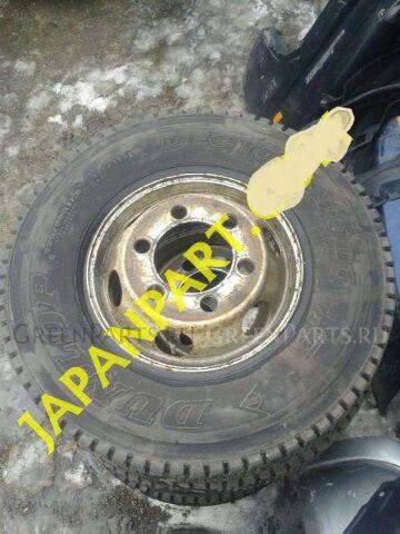 шины DUNLOP DECTES SP001 0/90R17.5LT зимние на дисках Япония DMZA 17.5 6.00 R17.5
