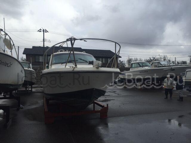 яхта моторная YAMAHA FR26 2000 г.