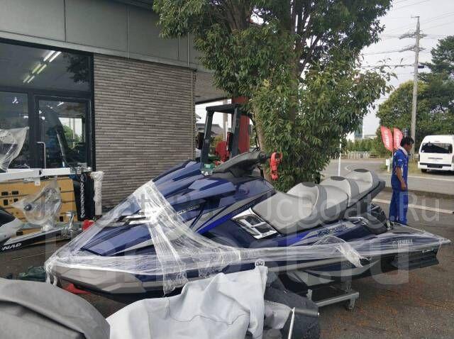 водный мотоцикл YAMAHA FX Cruiser SVHO 2016 г.