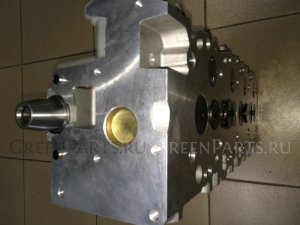 Головка блока цилиндров на Toyota Hiace KZH110 1KZ