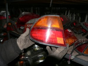 Стоп-сигнал на Nissan Pulsar FN15 4726