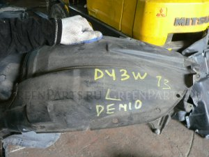 Подкрылок на Mazda Demio DY3R