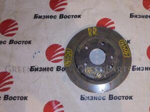 Тормозной диск на Nissan X-Trail T31 MR20DE