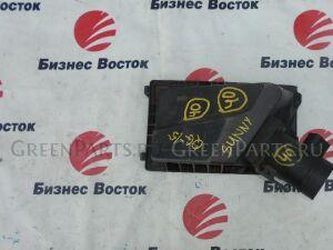 Корпус воздушного фильтра на Nissan Sunny FB15 QG15