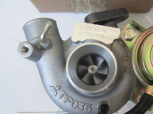 Турбина на Mitsubishi Strada 4M40 TF035