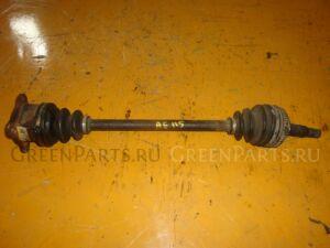 Привод на Toyota Spacio AE115 7A