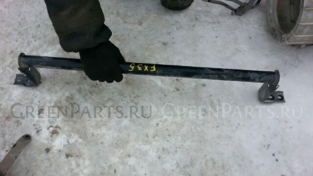 Усиление бампера на Infiniti FX35 S50 VQ35DE