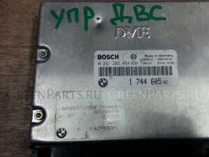Блок управления двигателем на Bmw X5 E53 M62 0261203484