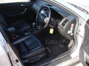 Переключатель поворотов на Honda Accord CL9 K24A