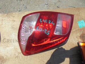 Стоп на Toyota Ractis NCP100 52-159