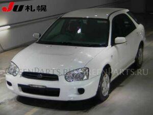 Подушка безопастности пассажирская на Subaru Impreza GG3 EJ15