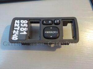 Блок управления зеркалами на Toyota Premio ZZT240
