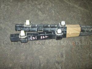 Крепление бампера на Honda Fit GD1