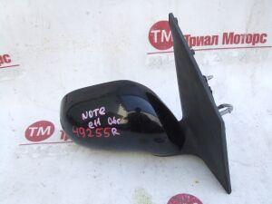 Зеркало на Nissan Note E11