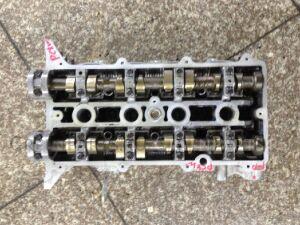 Головка блока цилиндров на Mazda FP