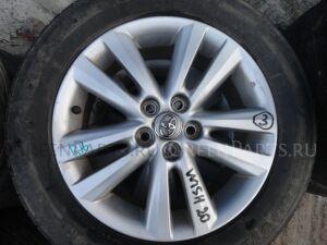 Диск литой на Toyota Wish ZGE20 R16