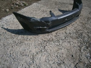 Бампер на Subaru Outback BP9, BPE, BPH