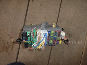 Блок предохранителей на Honda STEP WAGON RK1 R20A 2010 год