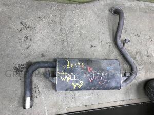 Глушитель на Toyota Will VS ZZE128 2ZZGE