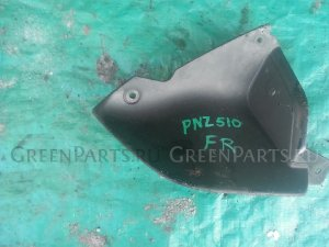 Накладка на бампер на Nissan Murano PNZ51, Z51R, Z51, TNZ51 VQ35DE