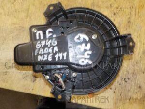 Мотор печки на Toyota Corolla Fielder NZE141 1NZ-FE 6746