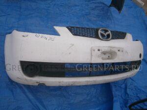 Бампер на Mazda 2