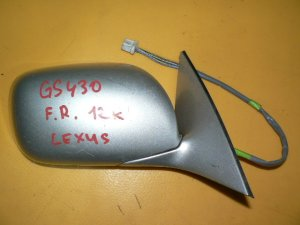 Зеркало на Lexus GS350 GRS190 2GR-FSE