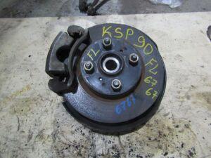 Ступица на Toyota Vitz KSP90 1KR 2020778