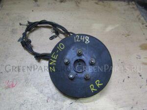 Ступица на Toyota Wish ZNE10 1ZZ-FE 0221248