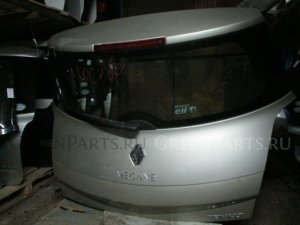 Дверь багажника на Renault Megane KM