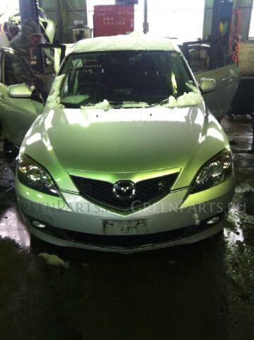 Рулевая рейка на Mazda Axela BKEP