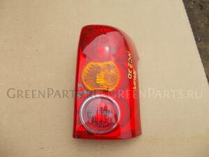 Стоп-сигнал на Toyota Raum NCZ20 467