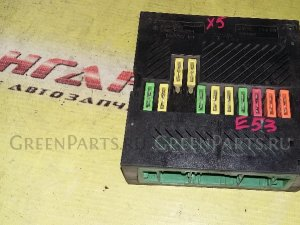 Блок предохранителей на Bmw X5 E53