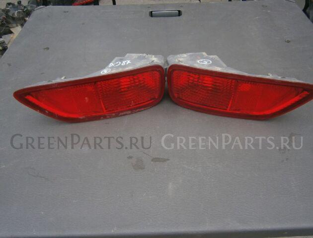 Стоп-сигнал на Nissan Patrol Y62 D087
