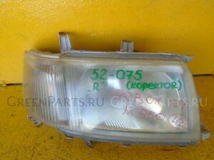 Фара на Toyota Probox NCP50 52075