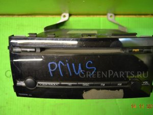 Магнитофон на Toyota Prius NHW20 1NZ-FXE 86120-47060