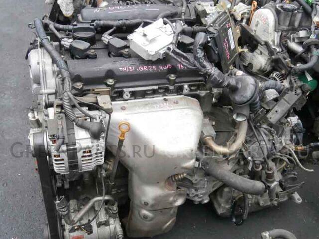 Двигатель на Nissan QR25DE