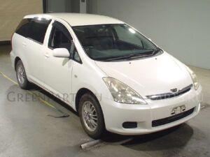Зеркало салона на Toyota Wish ZNE14 1ZZ