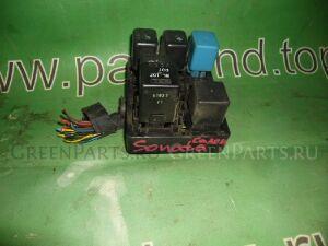 Блок предохранителей на Hyundai Sonata Y3 G4CP