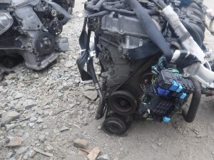 Двигатель на Mazda Biante CCEFW LF