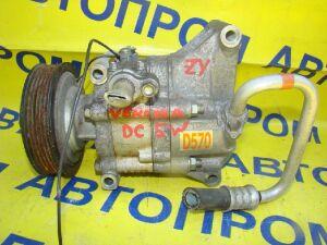 Компрессор кондиционера на Mazda Verisa DC5W ZY