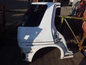 Крыло на Toyota Raum EXZ10