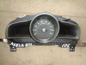 Спидометр на Mazda Axela BM P5