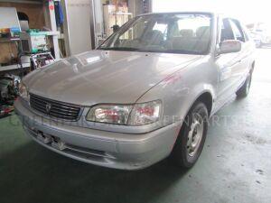 Радиатор кондиционера на Toyota Corolla EE111 4E