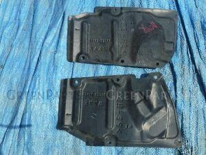 Защита двигателя на Toyota Prius ZVW30 2ZR-FXE