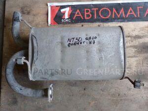 Глушитель на Nissan X-Trail NT30 QR20